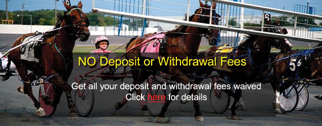 No Deposit or Withdrawal Fees